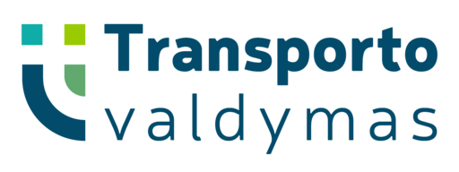 Transporto valdymas Logo